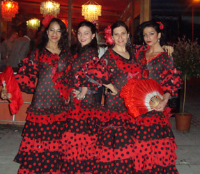 flamenco show entertainment hotel