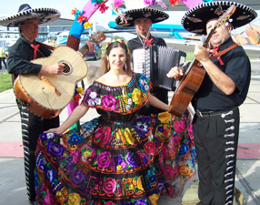 mariachi live mexican music and dance